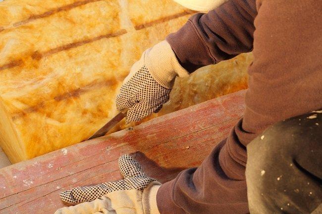 coinentazione tetto legno
