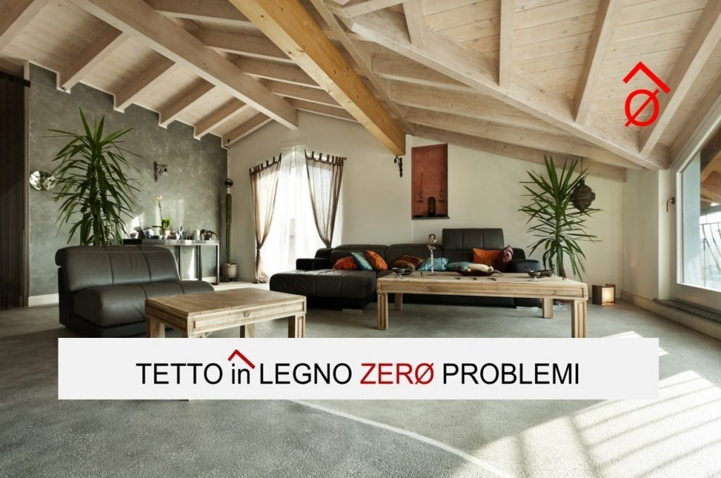 tetto in legno prezzi