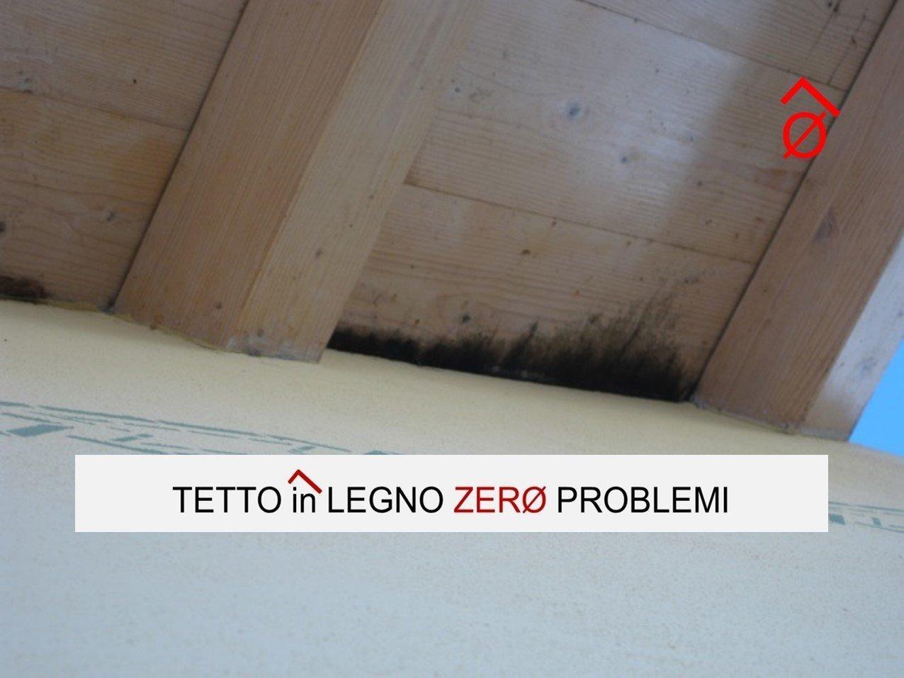 Case In Legno Problemi nodo di attacco tra tetto e muro: perché è così importante