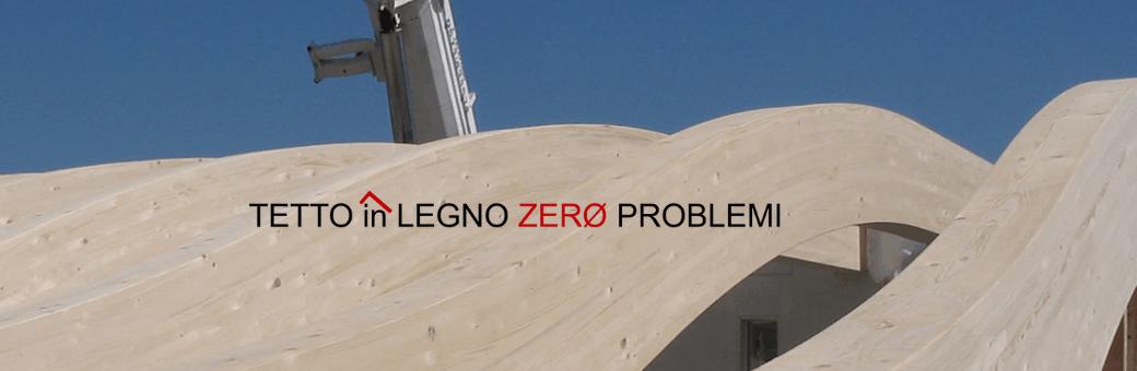 tetto in legno zero problemi: verifica errori tecnici per tetti in legno